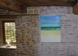 Kunst in der Wassermühle Baumeister